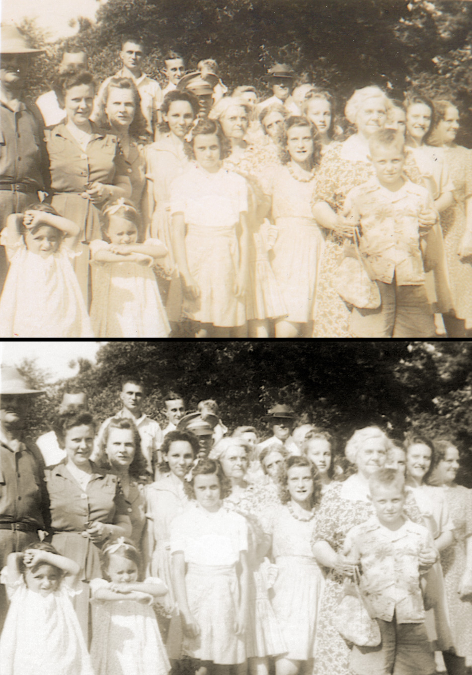 Fletcher-Family-Reunion-Before-and-After